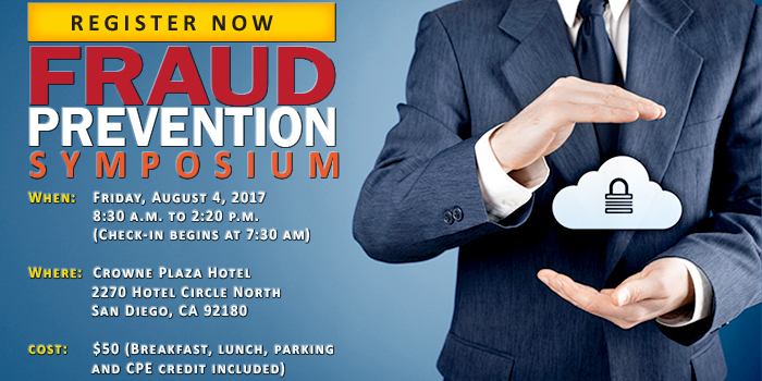 Fraud Prevention Symposium 2017