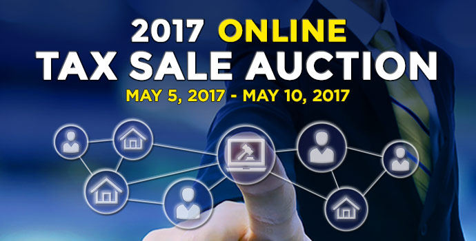 2017 Online Tax Sale Auction